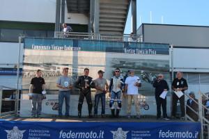Misano 2016 - Trofeo Gentleman Cup La premiazione